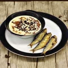 Filipino Chocolate Rice Porridge