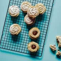 Chai Latte Swirls