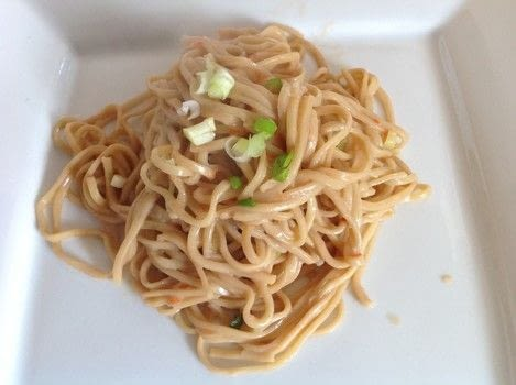 .  Free tutorial with pictures on how to cook noodles in under 15 minutes by cooking with coconut milk, chilli, and salt. Recipe posted by Super Madcow.  in the Recipes section Difficulty: Easy. Cost: Cheap. Steps: 5
