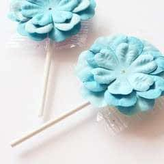 How To Make A Paper Flower Lollipops Gift Tutorial