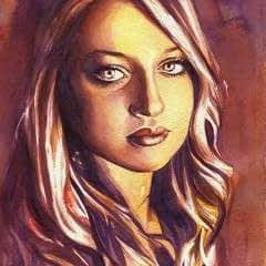 Limited Palette Portrait