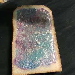 Galaxy Toast Notepad
