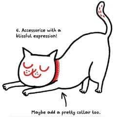 Draw A Str-e-e-e-tching Kitty