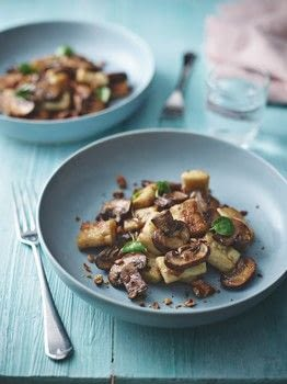 The Sunday Brunch Cookbook .  Free tutorial with pictures on how to cook gnocchi in under 35 minutes by cooking with miso, potatoes, and egg. Recipe posted by Ebury Publishing.  in the Recipes section Difficulty: Simple. Cost: 3/5. Steps: 9