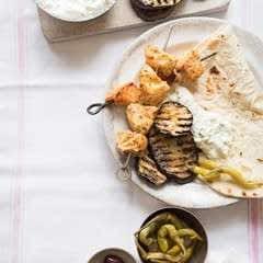 Lebanese Fish Kebabs