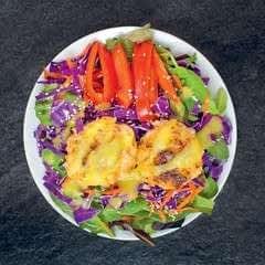 Cod Cakes With Mango Sauce