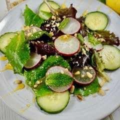 Radish & Mint Salad