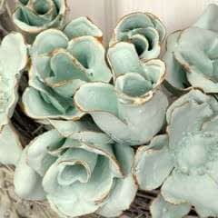DIY Porcelain Flowers