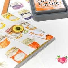 Mini Recipe Booklet