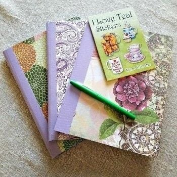 Personalize Your Own Journal .  Free tutorial with pictures on how to make a notebook journal in under 15 minutes by papercrafting and bookbinding with notebook, scrapbook paper, and duct tape. How To posted by Samantha M.  in the Papercraft section Difficulty: Easy. Cost: Absolutley free. Steps: 5