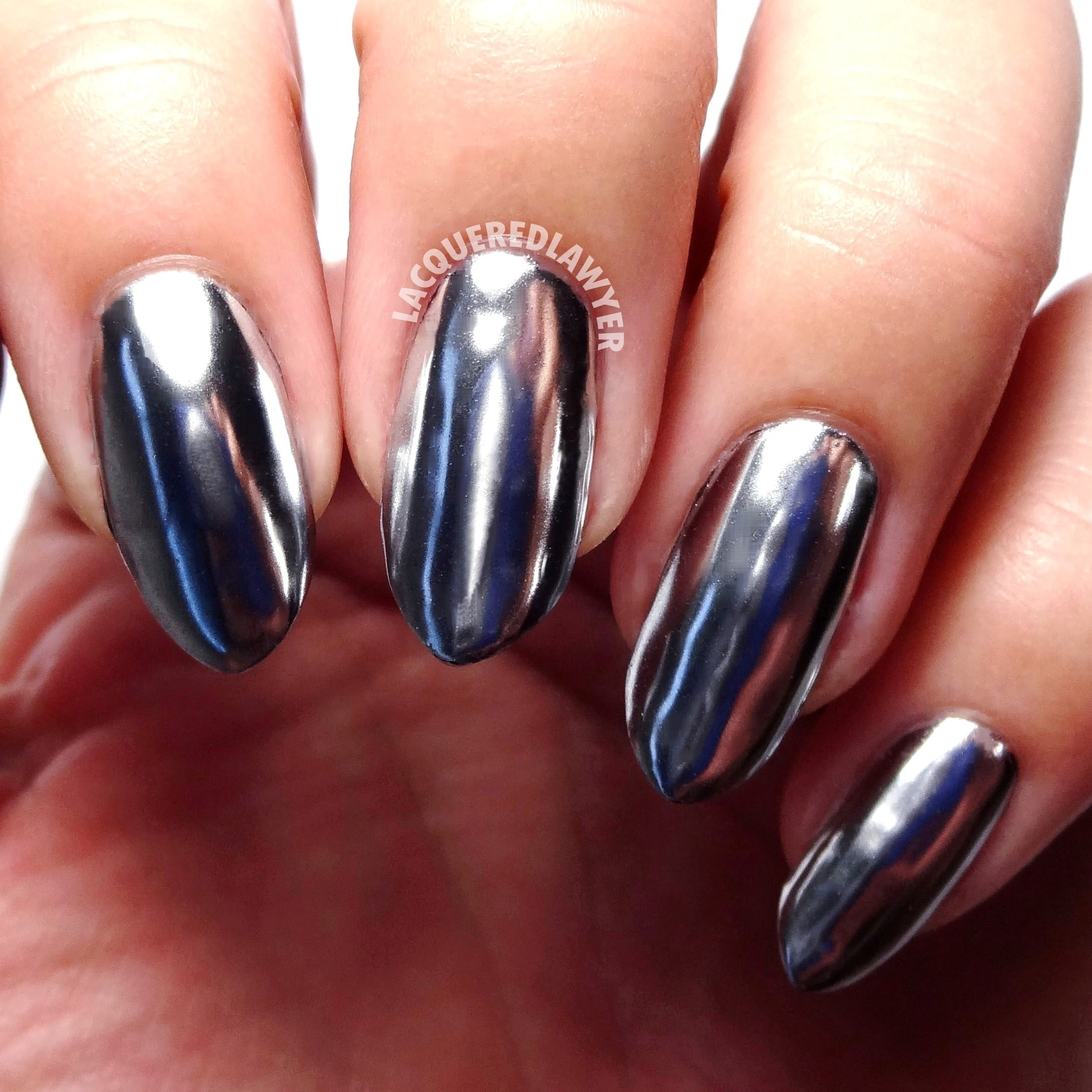 Silver Skynet · How To Paint A Nail Painting · Beauty On