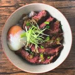 Gyu Don (Japanese Beef Rice Bowl)