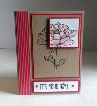 .  Free tutorial with pictures on how to make a card in under 45 minutes by papercrafting and cardmaking with stamp, stamp, and cardstock. How To posted by Linda K.  in the Papercraft section Difficulty: Easy. Cost: Cheap. Steps: 6