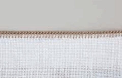 Whitework Embroidery .  Free tutorial with pictures on how to embroider  in under 15 minutes by embroidering, sewing, and hand sewing with needle and thread. How To posted by Search Press.  in the Needlework section Difficulty: Simple. Cost: Absolutley free. Steps: 11