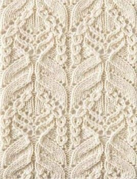 Japanese Knitting Stitch Bible .  Free tutorial with pictures on how to knit a lace knit scarf in 3 steps by knitting with yarn and knitting needles. How To posted by Tuttle Publishing.  in the Yarncraft section Difficulty: 3/5. Cost: 3/5.