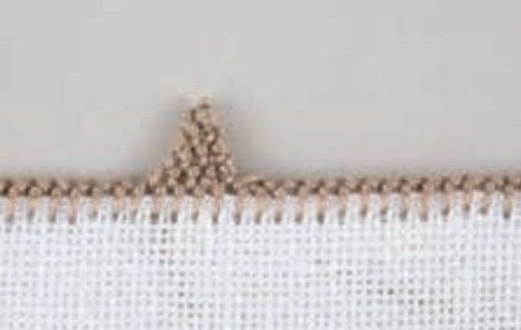 Whitework Embroidery .  Free tutorial with pictures on how to stitch  in under 45 minutes by embroidering and hand sewing with needle and thread. How To posted by Search Press.  in the Needlework section Difficulty: 3/5. Cost: Absolutley free. Steps: 15