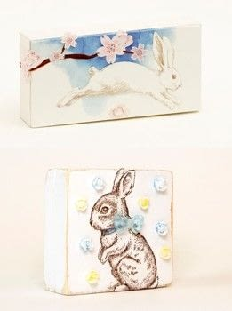 Use as a magnet OR a decoration .  Free tutorial with pictures on how to make a magnet in under 120 minutes using wooden block, picture, and knife. How To posted by LollyLabbit.  in the Decorating section Difficulty: 5/5. Cost: Absolutley free. Steps: 2