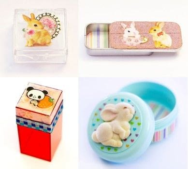 A cute way to use your miniatures .  Make a box in under 60 minutes using box and miniatures. Creation posted by LollyLabbit.  in the Decorating section Difficulty: Simple. Cost: Absolutley free.