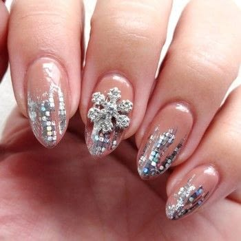 Neutral Holiday Mani .  Free tutorial with pictures on how to paint seasonal nail art in under 60 minutes using krazy glue, mauve nail polish, and silver holographic nail foil. How To posted by Lacquered Lawyer.  in the Beauty section Difficulty: Easy. Cost: Cheap. Steps: 3