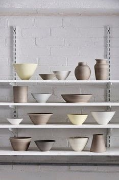 From Clay to Kiln .  Free tutorial with pictures on how to make a clay bowl in 12 steps by molding with clay and pottery wheel. How To posted by Search Press.  in the Decorating section Difficulty: 4/5. Cost: 3/5.