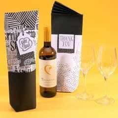 Wine Tastic Gift Wrap