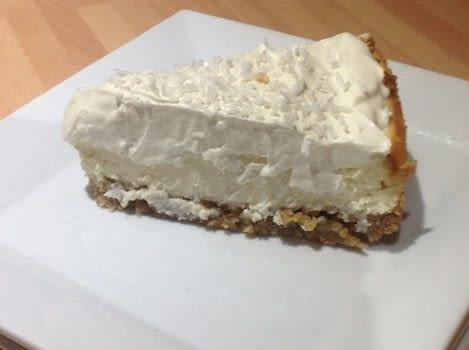 .  Free tutorial with pictures on how to bake a cheesecake in under 80 minutes by cooking, baking, and decorating food with biscuit crumbs, sugar, and coconut. Recipe posted by Super Madcow.  in the Recipes section Difficulty: Easy. Cost: Cheap. Steps: 10