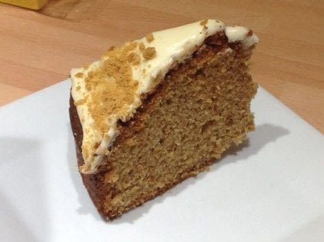 .  Free tutorial with pictures on how to bake a ginger cake in under 50 minutes by cooking, baking, and cake decorating with vanilla, milk, and plain flour. Recipe posted by Super Madcow.  in the Recipes section Difficulty: Easy. Cost: Cheap. Steps: 8