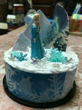 .  Make a jewelry box Inspired by snowflakes, cake, and frozen. Version posted by Kinhime Dragon. Difficulty: 3/5. Cost: 4/5.