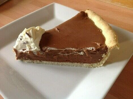 .  Free tutorial with pictures on how to bake a chocolate tart in under 60 minutes by cooking and baking with plain flour, salt, and sugar. Recipe posted by Super Madcow.  in the Recipes section Difficulty: Easy. Cost: Cheap. Steps: 12