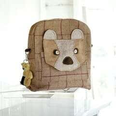 Bear Pocket Backpack