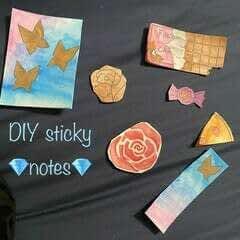 Diy Sticky Notes