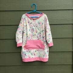 Make A Shirt Dress With No Pattern