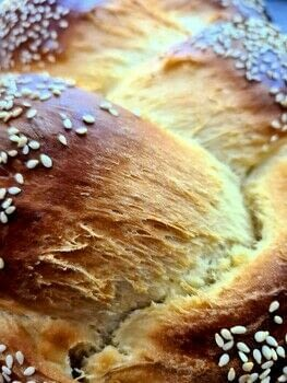 .  Bake a challah bread Version posted by Raven. Difficulty: 3/5. Cost: Cheap.