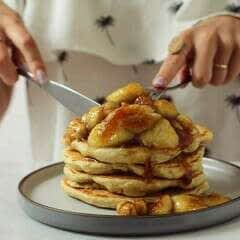 Best Ever Buttermilk Pancakes