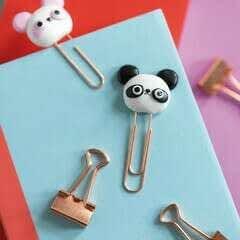 Panda Paperclip