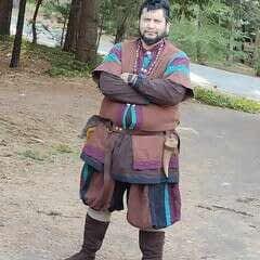 Viking Garb Set I