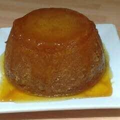 Ginger Steamed Pudding