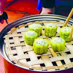 Bitter Gourd Filled With Tofu
