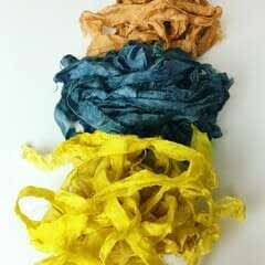 Make Natural Dyes With Food