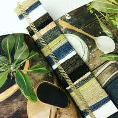 Paper Weaves Bookmark