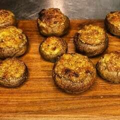 Incredible Stuffed Mushrooms