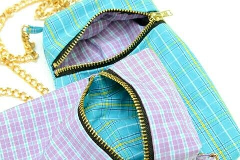 DIY Bag Making, Cross shoulder bag, easy sewing project .  Free tutorial with pictures on how to make a sling bag in 16 steps by sewing with woven fabric, thread, and fabric. How To posted by Dilys  T.  in the Sewing section Difficulty: Simple. Cost: 3/5.