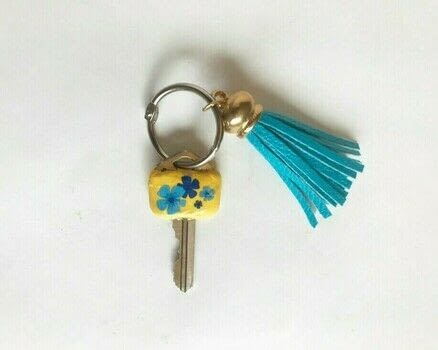You can stop fumbling trying to find the right key .  Create art / a model in under 45 minutes using keys, polymer clay, and craft paint. Creation posted by Heather M.  in the Other section Difficulty: Simple. Cost: 3/5.