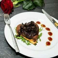 Vegan Steak Hearts