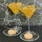Applesauce With Tangerine Juice