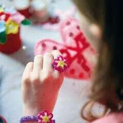 Bling Flower Jewelry