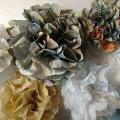 Beautiful Paper Blooms