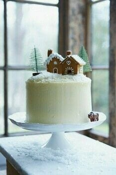 Sticky gingerbread layer cake with cream cheese icing. .  Free tutorial with pictures on how to bake a ginger cake in under 70 minutes by baking and decorating food with treacle, golden syrup, and muscovado sugar. Inspired by cake, baked treats, and gingerbread. Recipe posted by Mima Sinclair.  in the Recipes section Difficulty: Simple. Cost: 3/5. Steps: 7
