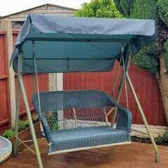Sewing a Swing Chair Canopy Replacement