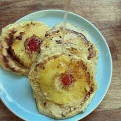 Pineapple Upsidedown Pancake